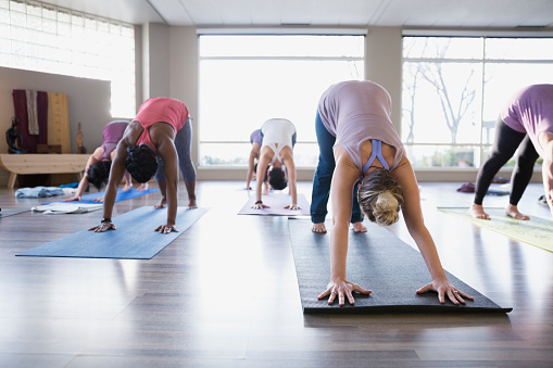Corso di Yoga - Vago di lavagno