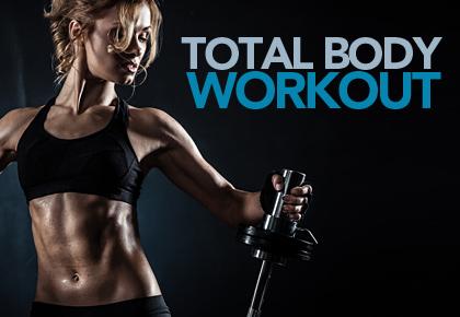 Allenamento total body - palestra olympia vago