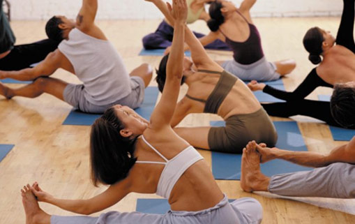 Corso di yoga vago di lavagno